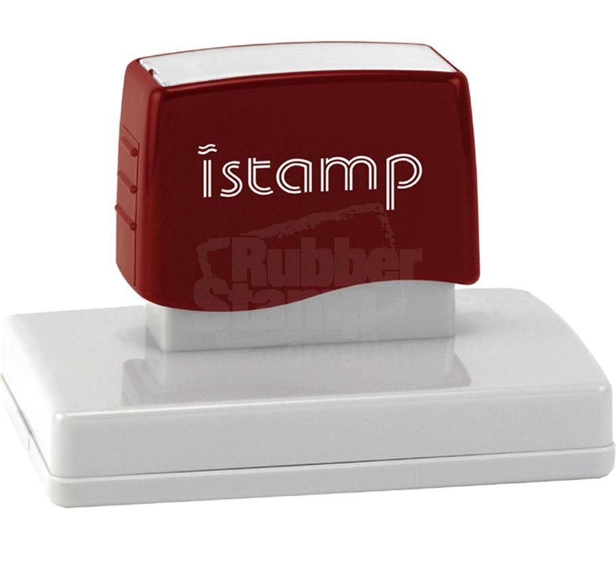 Istamp Is 28 Pre Inked Stamp Large Stamps