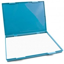 """MaxMark Extra Large Dry No Ink Stamp Pad - 8.25"""" x 11.5"""" - Industrial Felt Pad"""