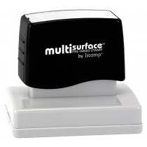 iStamp IS-22 Multi-Surface Pre-Inked Stamp