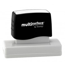 iStamp IS-23 Multi-Surface Pre-Inked Stamp