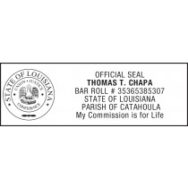 Attorney Stamp for Louisiana State 1