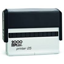 2000 Plus Printer 25 Self Inking Stamp