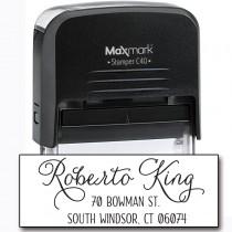Return Address Stamp - Style RA225