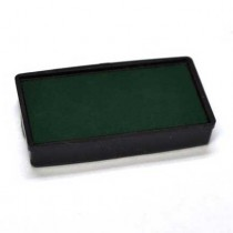 Replacement Pad for 2000 PLUS Printer 20 Self Inking Stamp - Green Ink Color