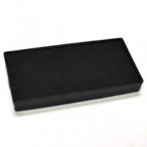 Replacement Pad for 2000 PLUS Printer 40 Self Inking Stamp - Black Ink Color