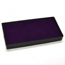 Replacement Pad for 2000 PLUS Printer 40 Self Inking Stamp - Purple Ink Color