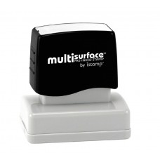 iStamp IS-12 Multi-Surface Pre-Inked Stamp