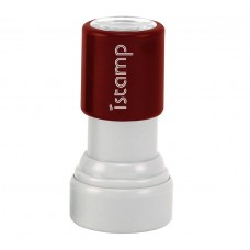 iStamp IS-34 Round Pre-inked Stamp