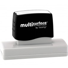 iStamp IS-72 Multi-Surface Pre-Inked Stamp