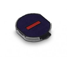 Replacement Pad for Trodat 5215 Self Inking Stamp - Blue/Red Ink Color