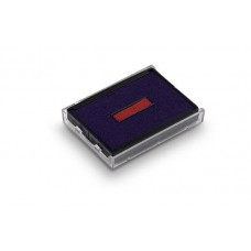Replacement Pad for Trodat 4929 Self Inking Stamp - Blue/Red Ink Color