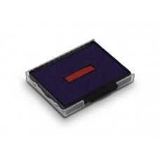 Replacement Pad for Trodat 5207 Self Inking Stamp - Blue/Red Ink Color