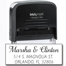 Return Address Stamp - Style RA232