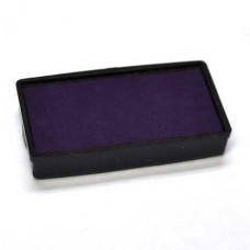 Replacement Pad for 2000 PLUS Printer 20 Self Inking Stamp - Purple Ink Color