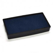 Replacement Pad for 2000 PLUS Printer 30 Self Inking Stamp - Blue Ink Color