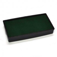 Replacement Pad for 2000 PLUS Printer 30 Self Inking Stamp - Green Ink Color