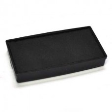 Replacement Pad for 2000 PLUS Printer 30 Self Inking Stamp - Black Ink Color