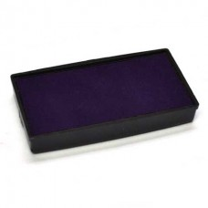 Replacement Pad for 2000 PLUS Printer 30 Self Inking Stamp - Purple Ink Color
