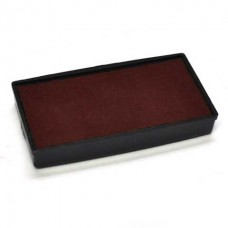 Replacement Pad for 2000 PLUS Printer 30 Self Inking Stamp - Red Ink Color