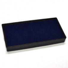 Replacement Pad for 2000 PLUS Printer 40 Self Inking Stamp - Blue Ink Color