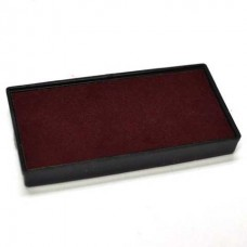 Replacement Pad for 2000 PLUS Printer 40 Self Inking Stamp - Red Ink Color