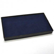 Replacement Pad for 2000 PLUS Printer 50 Self Inking Stamp - Blue Ink Color