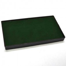 Replacement Pad for 2000 PLUS Printer 50 Self Inking Stamp - Green Ink Color