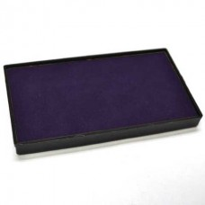Replacement Pad for 2000 PLUS Printer 50 Self Inking Stamp - Purple Ink Color