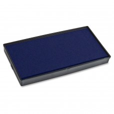 Replacement Pad for 2000 PLUS Printer 60 Self Inking Stamp - Blue Ink Color