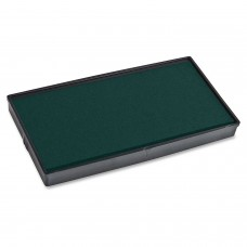 Replacement Pad for 2000 PLUS Printer 60 Self Inking Stamp - Green Ink Color