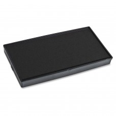 Replacement Pad for 2000 PLUS Printer 60 Self Inking Stamp - Black Ink Color