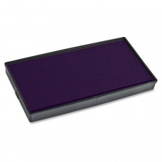 Replacement Pad for 2000 PLUS Printer 60 Self Inking Stamp - Purple Ink Color