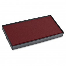 Replacement Pad for 2000 PLUS Printer 60 Self Inking Stamp - Red Ink Color