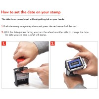 Heavy Duty Date Stamp with