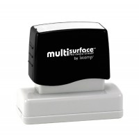 iStamp IS-14 Multi-Surface Pre-Inked Stamp