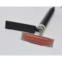 Heri® Metal Stamp Pen with Free Engraving - Black
