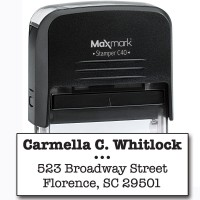 Return Address Stamp - Style RA201