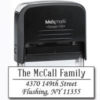 Return Address Stamp - Style RA202