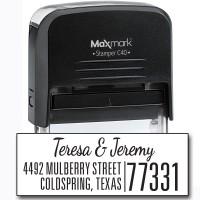 Return Address Stamp - Style RA206