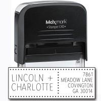 Return Address Stamp - Style RA209
