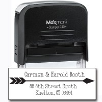 Return Address Stamp - Style RA211