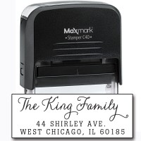 Return Address Stamp - Style RA227