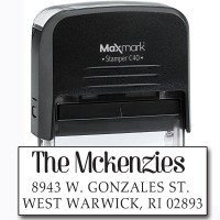 Return Address Stamp - Style RA229