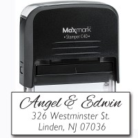 Return Address Stamp - Style RA234