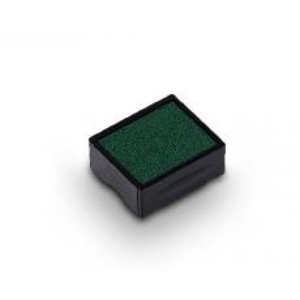 replacement pad for trodat 4908 self inking stamp - green ink color
